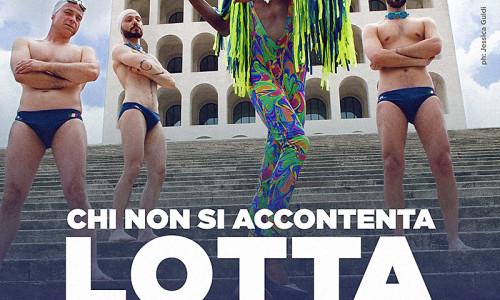 Roma Pride 2016 ; parte la campagna di comunicazione.   Sabato 11 Giugno la grande Parata per le vie della città.