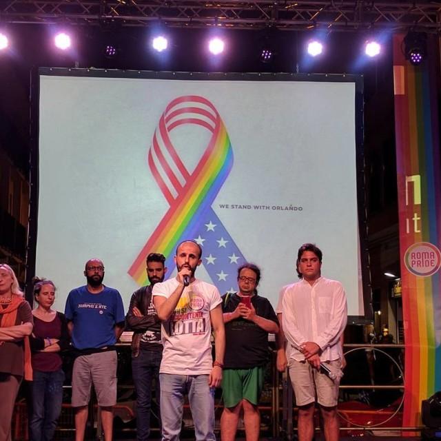 Con dolore concludiamo gli eventi della Gay croisette ricordando lehellip