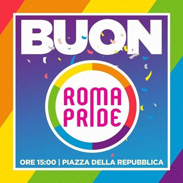 Buon Pride a tutte e tutti Appuntamento alle 15 ahellip