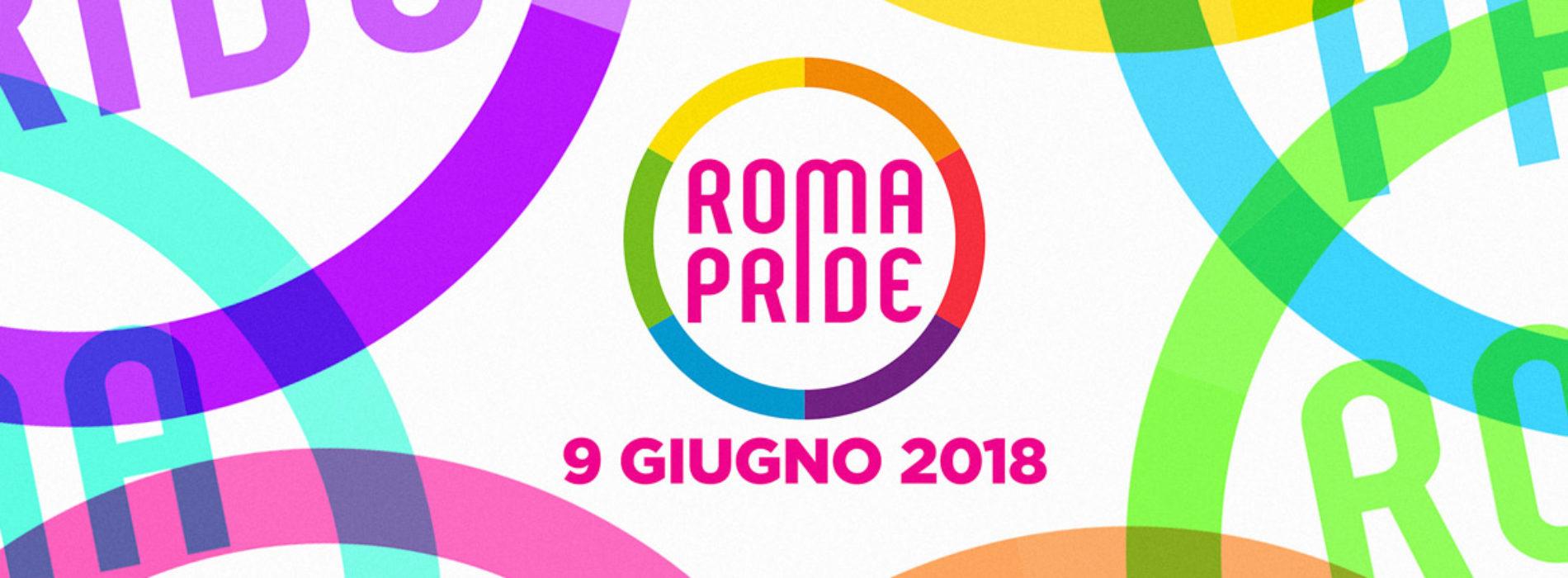 9 Giugno 2018 - Roma Pride