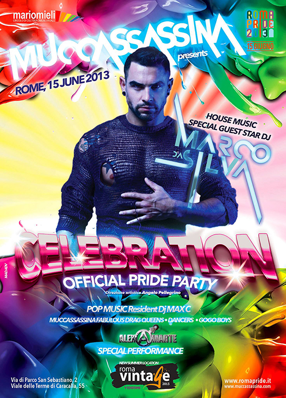 Celebration - RomaPride Official Party