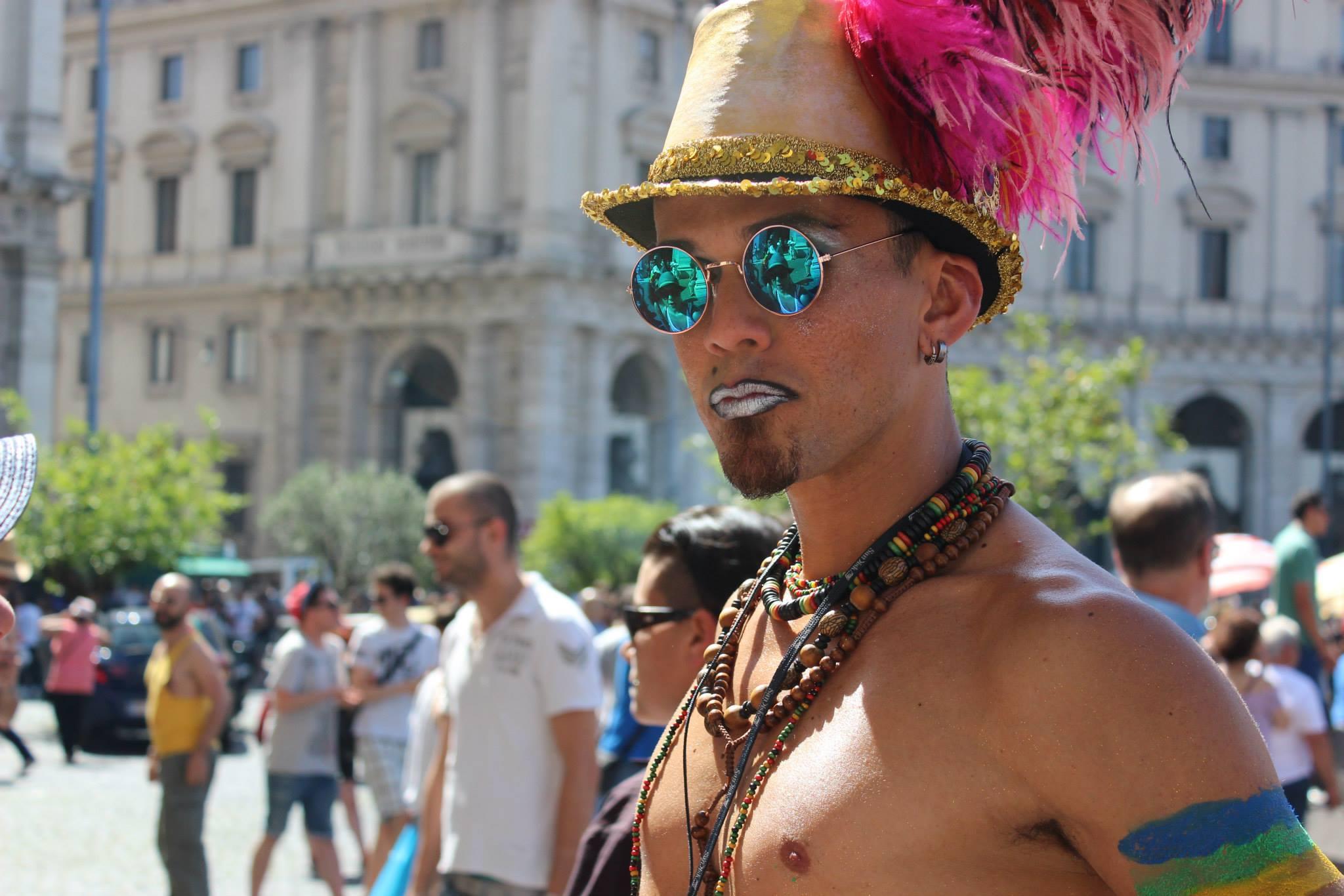 Roma Pride 2014 - Parata - Adesso fuori i diritti