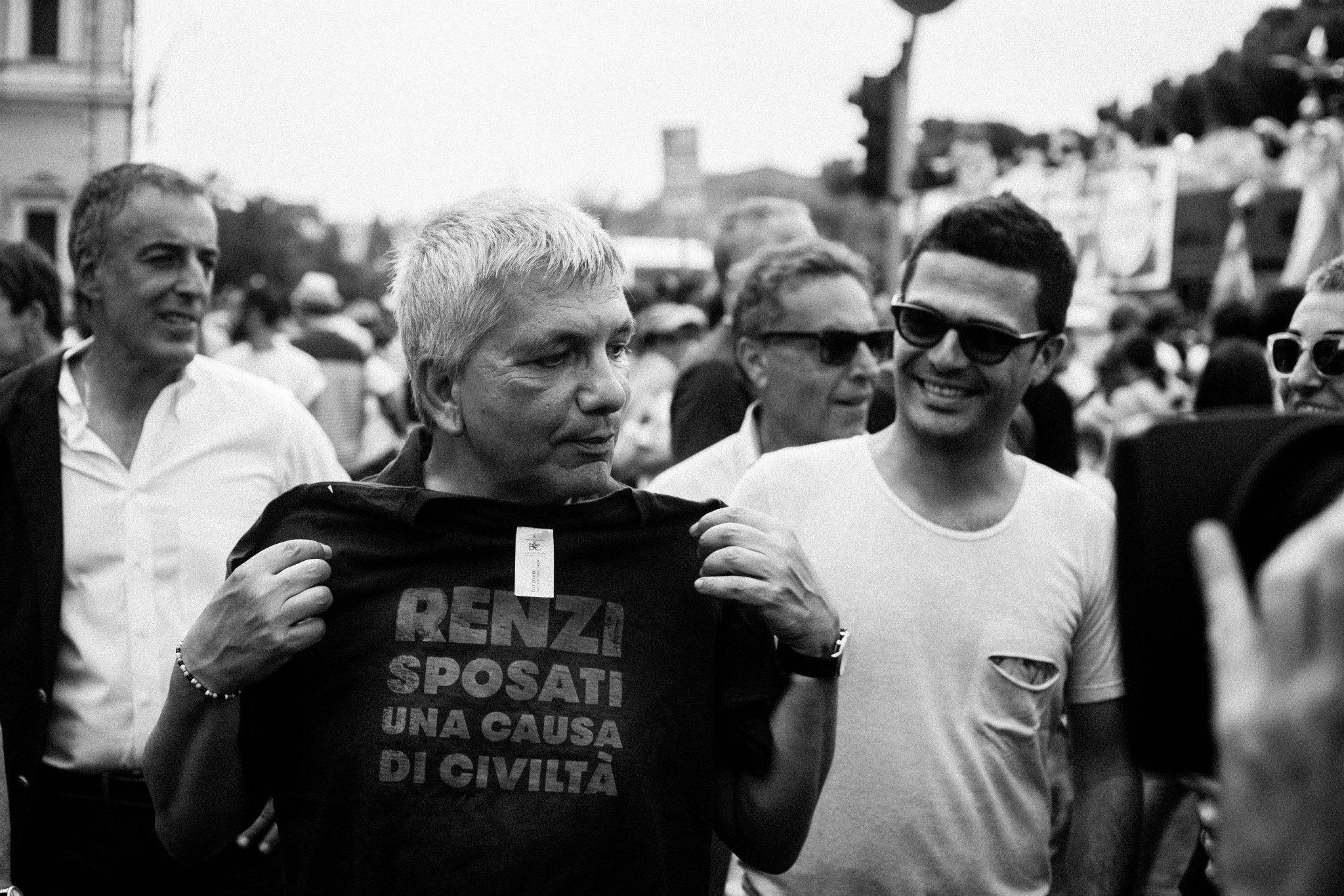 Roma Pride 2015 - Parata - Liberiamoci!