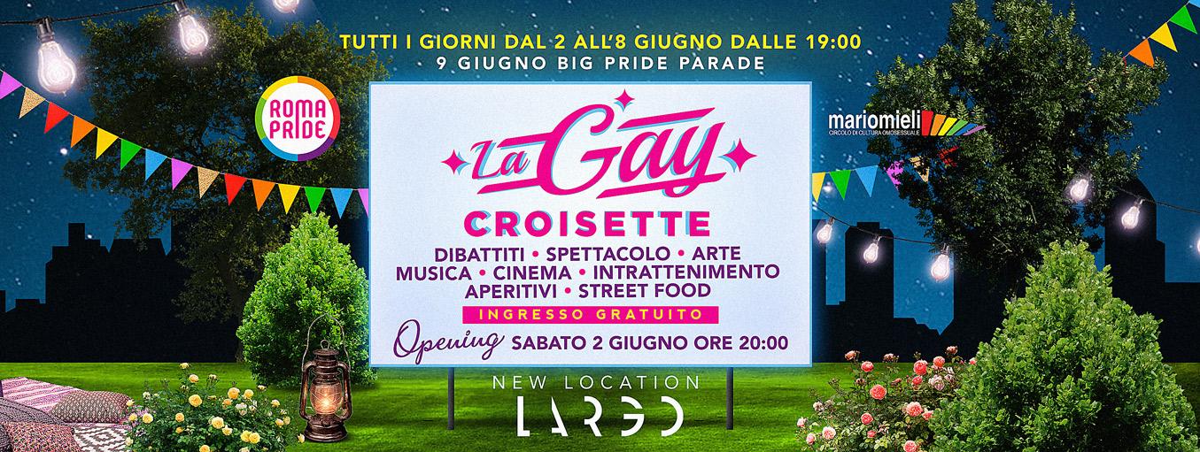 Roma Pride La Gay Croisette