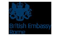 RomaPride - Patrocinio - British Embassy