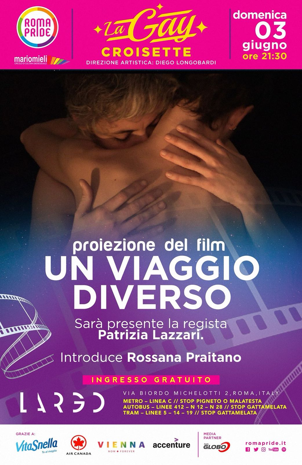 Gay Croisette - FILM - Un viaggio diverso