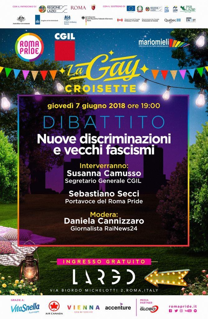 Nuove discriminazioni e vecchi fascismi