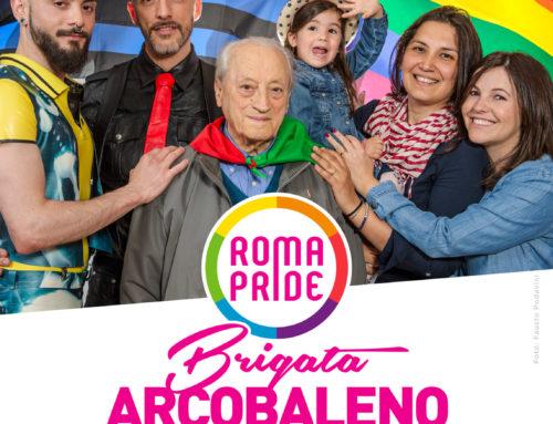 Brigata Arcobaleno – La liberazione continua