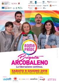 Brigata Arcobaleno - La liberazione continua