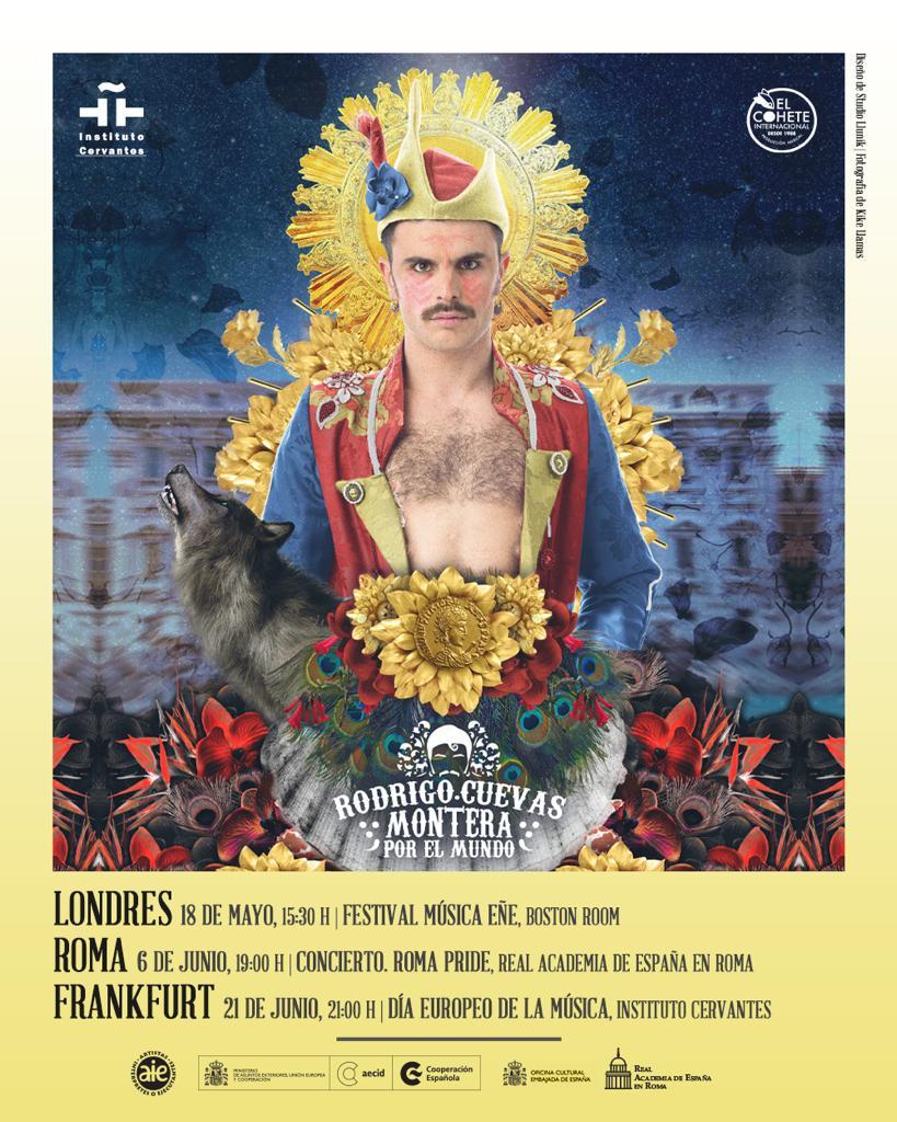 In Town - Rodrigo Cuevas – El mundo por montera