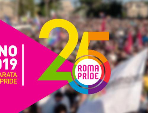 Il Roma Pride annuncia la data per il 2019