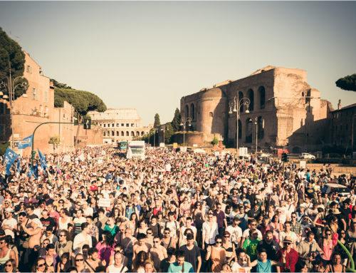 Creative contest Roma Pride 2019