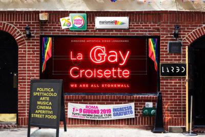 Roma Pride - Gay Croisette 2019