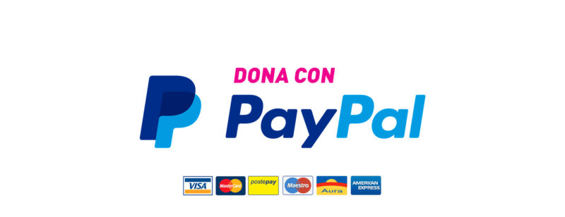 Roma Pride - Dona con PayPal