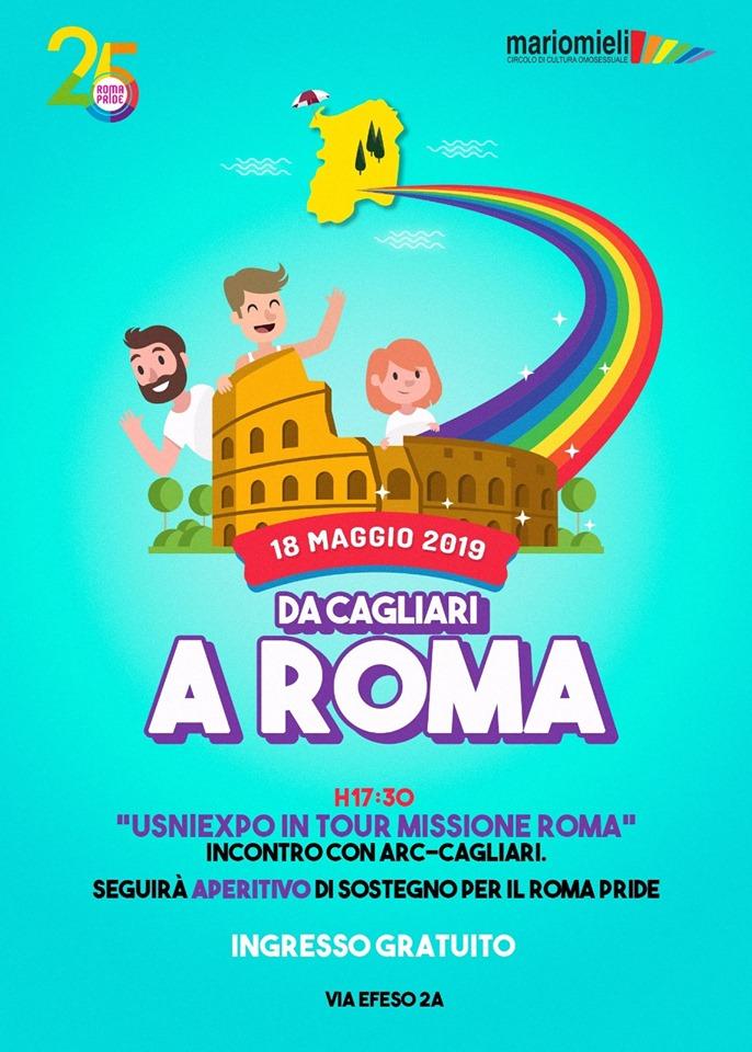 USNIEXPO Sostiene il Roma Pride