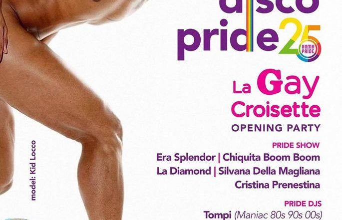 Gay Croisette - Disco Pride