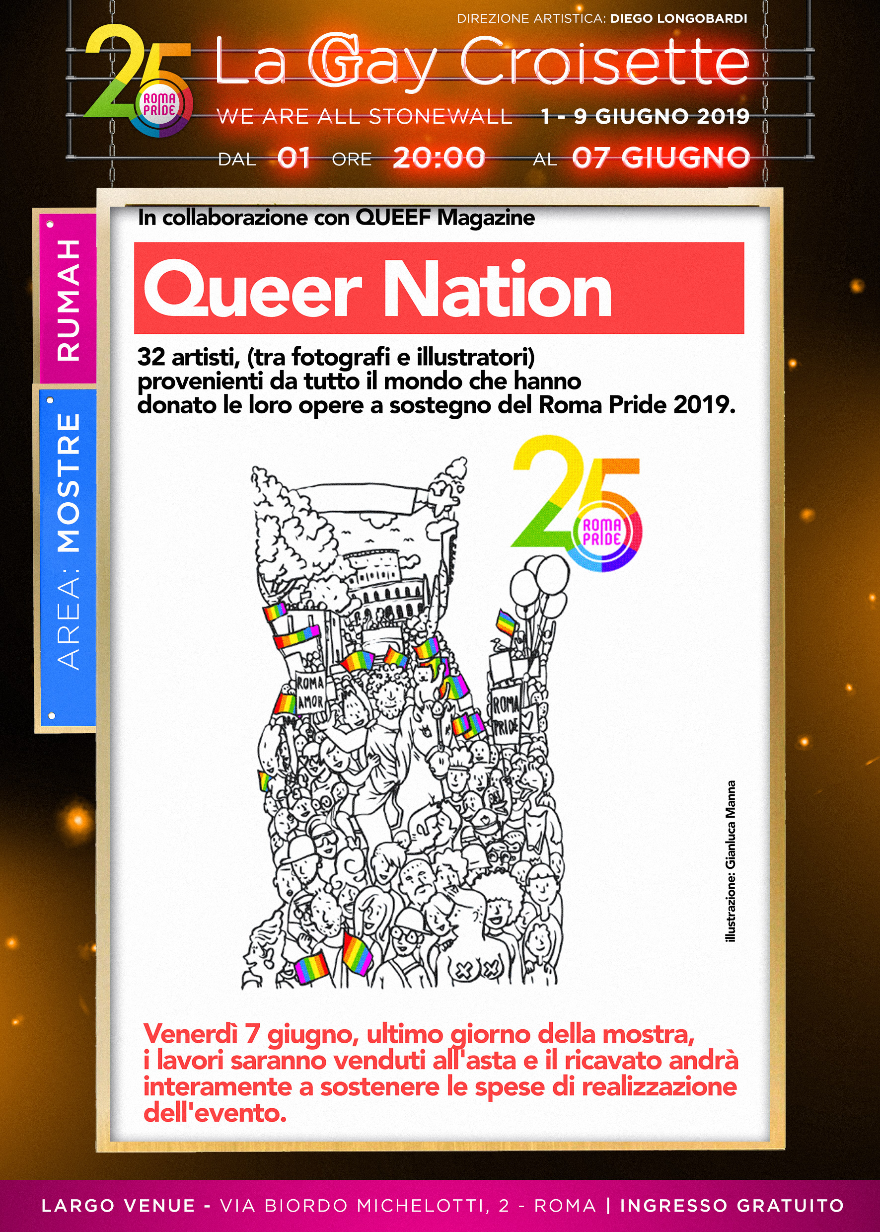 Gay Croisette - Queer Nation