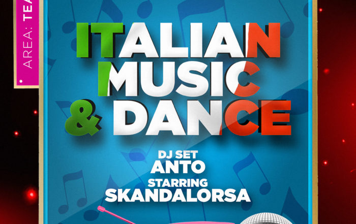 Gay Croisette - Italian Music & Dance