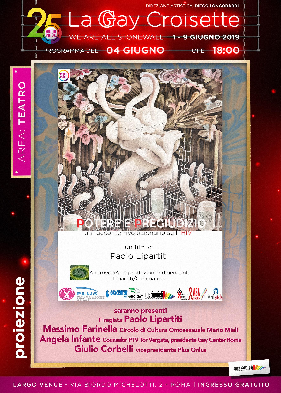 Gay Croisette - Potere e Pregiudizio, un film di Paolo Lipartiti