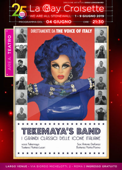 Gay Croisette - Tekemaya's Band