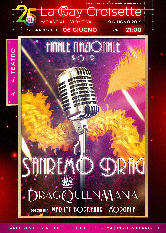 Gay Croisette - Sanremo Drag