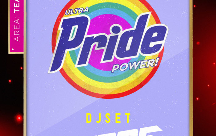 Gay Croisette - Ultra Pride Power