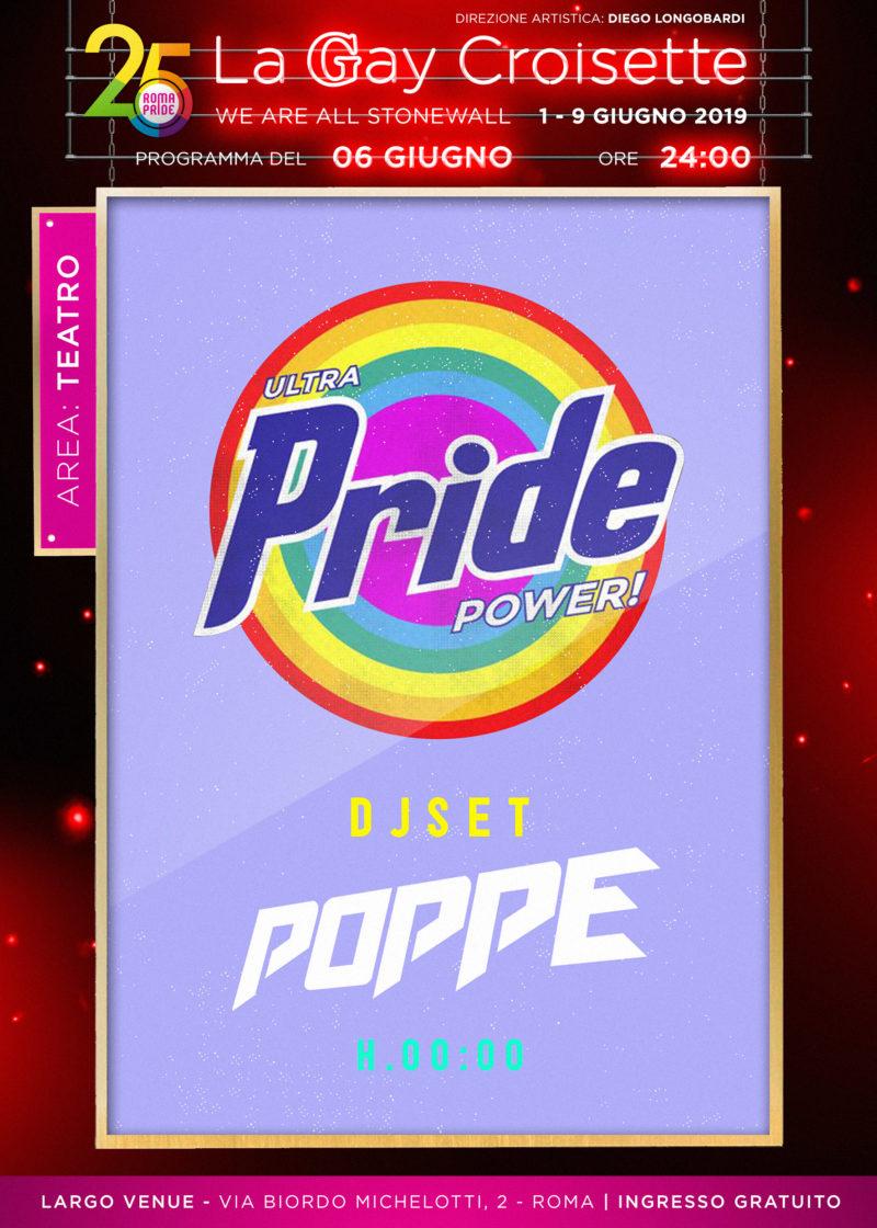 Gay Croisette - Ultra Pride Power