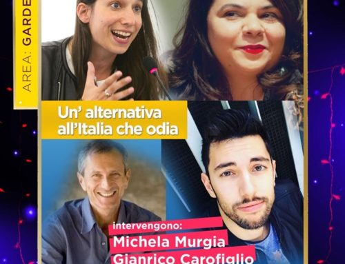 07/06/2019 – Un'alternativa all'Italia che odia