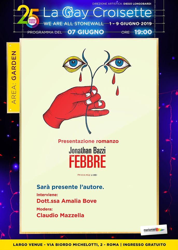 Gay Croisette - Presentazione romanzo di Jonathan Bazzi