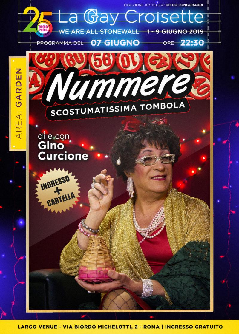 Gay Croisette - Nummere