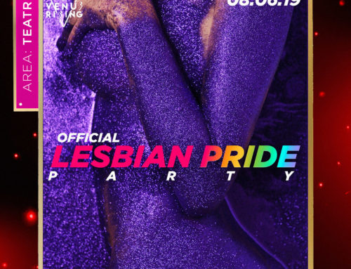 08/06/2019 – Official Lesbian Pride Party