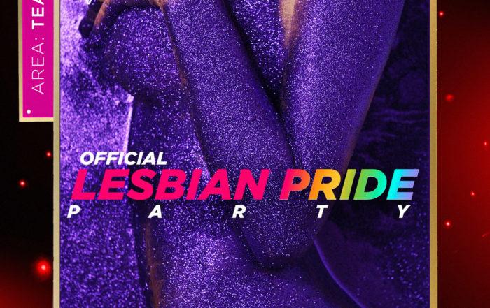Gay Croisette - Official Lesbian Pride Party