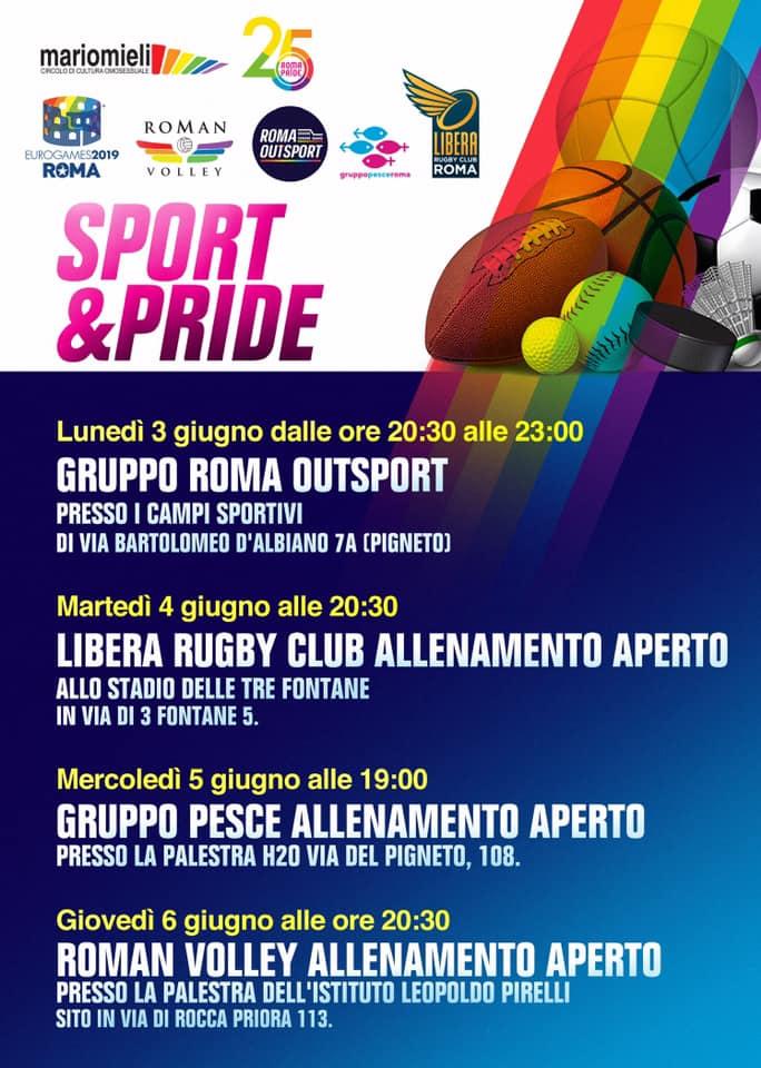 Gay Croisette - Sport&Pride