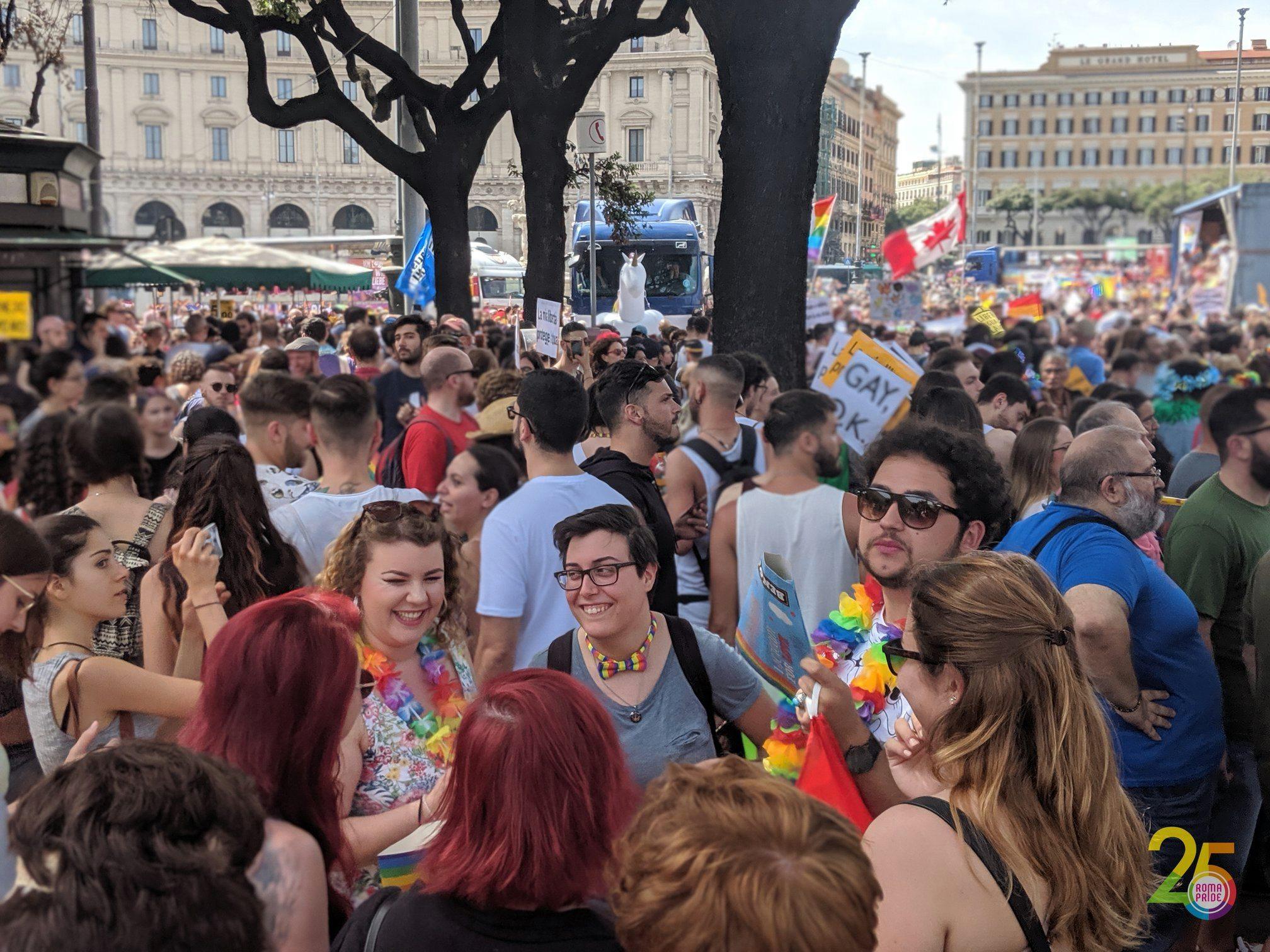 2019 - Parata Roma Pride