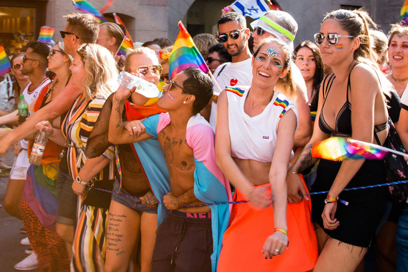 In the mood for Erasmus? Get ready for Roma Pride!