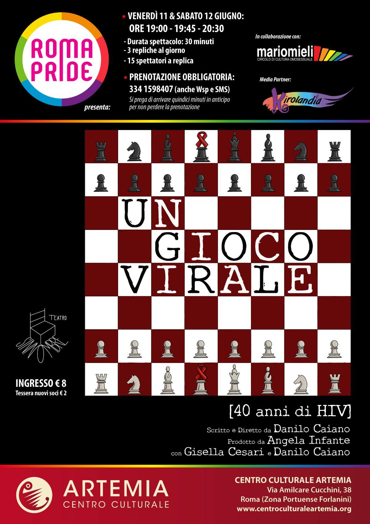 Roma Pride 2021 - Un gioco virale