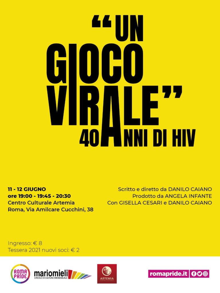 Roma Pride 2021 - Gioco Virale