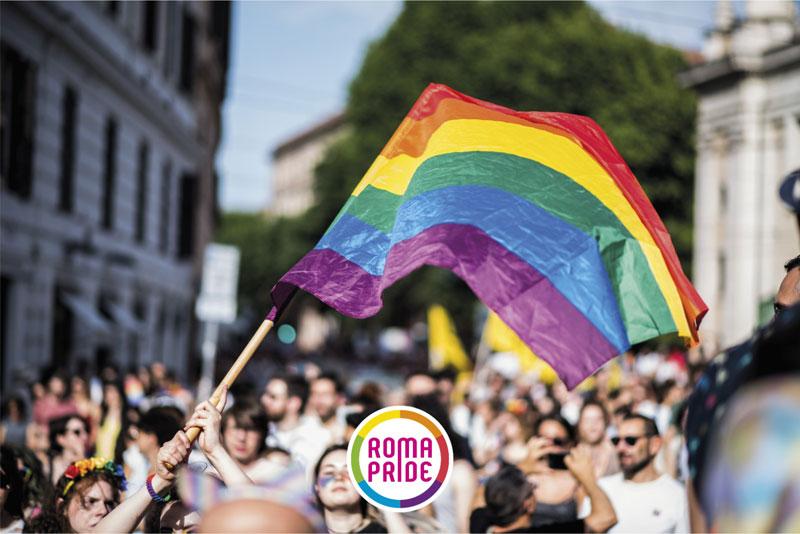 RomaPride2021 - Comunicato - Lettera Aperta alla Comunita LGBTQ+
