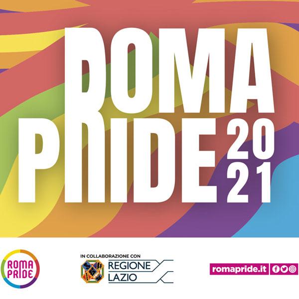 Roma Pride 2021 - Promo