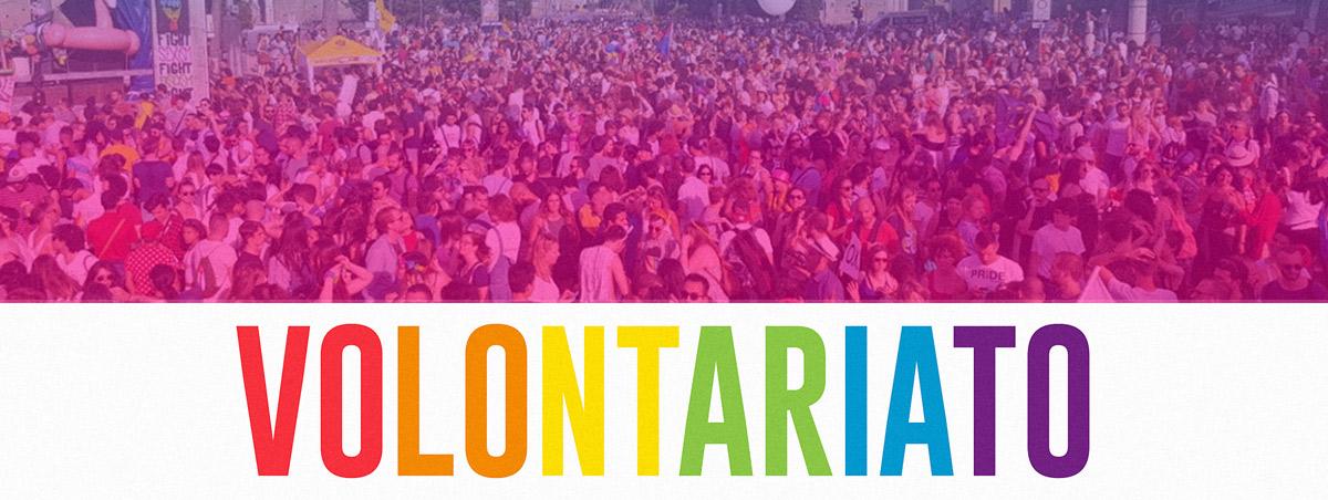 Roma Pride 2018 - Volontari